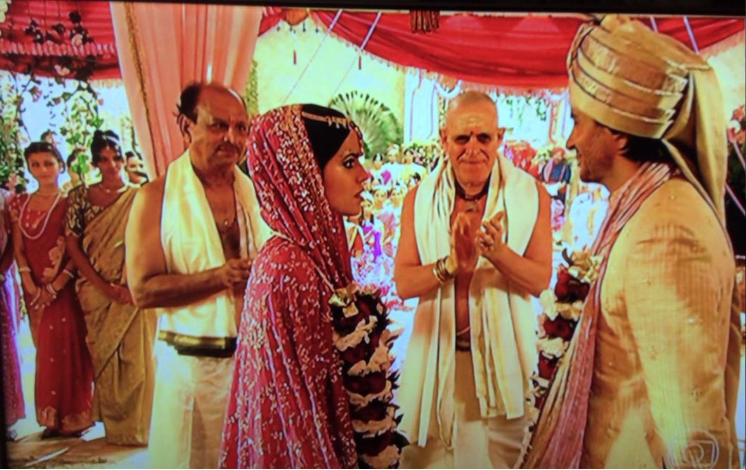 casamento Komal
